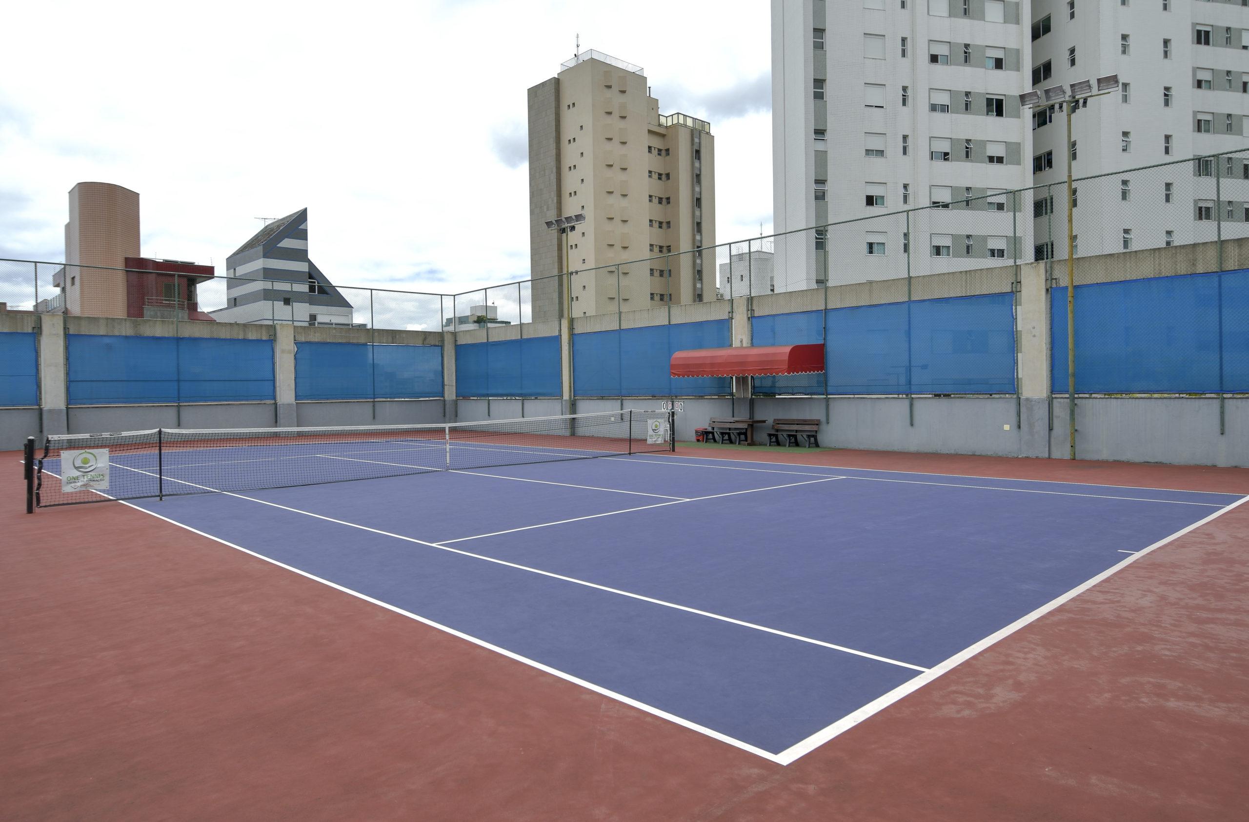 BRASIL / BELO HORIZONTE - 09.02.2021 - Barroca Tenis Clube, em Belo Horizonte, Minas Gerais.© Washington Alves/Light Press